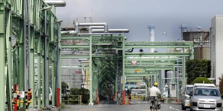 L'industrie japonaise marque le pas en juin malgré l'export