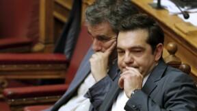 Le Parlement grec accepte dans la douleur les mesures d'austérité de Bruxelles