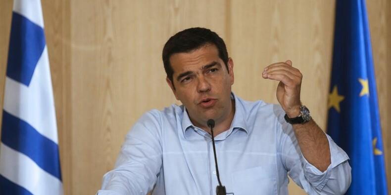 L'accord sur le plan d'aide soumis au Parlement grec