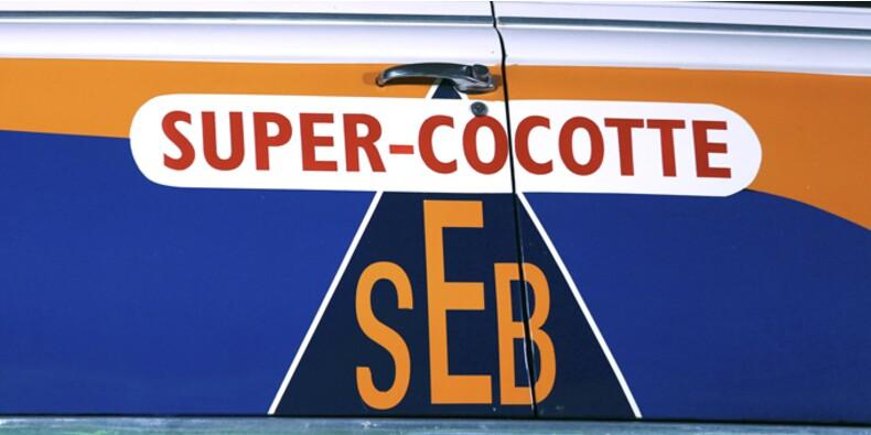 SEB évacue la pression en Bourse après un excellent début d'année