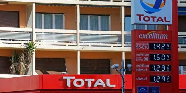 La CGT appelle au blocage des stations Total à partir de jeudi