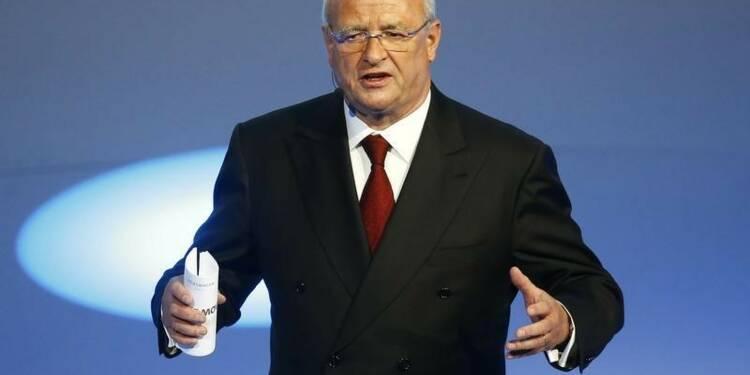 L'ex-patron de VW quitterait également ses autres fonctions