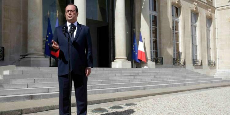 La France, prête à intercéder, croit à un accord avec la Grèce