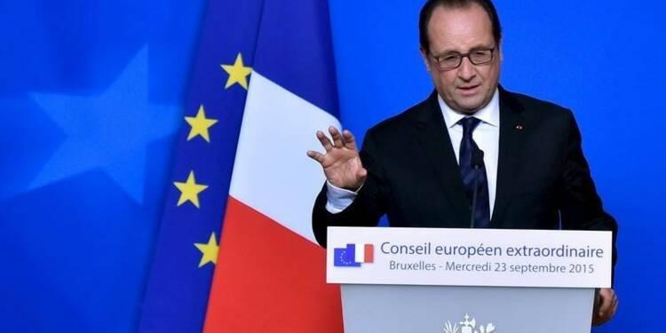 Paris affectera 100 millions de plus au PAM et aux réfugiés