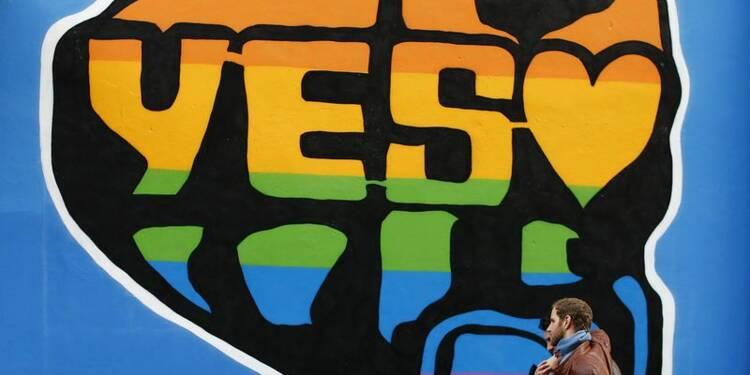 Les Irlandais ont voté massivement pour le mariage homosexuel