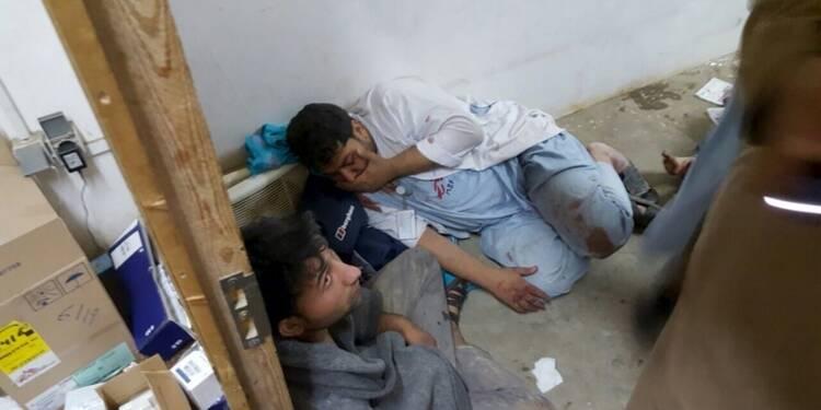 Raid américain contre un hôpital de MSF en Afghanistan, 19 morts