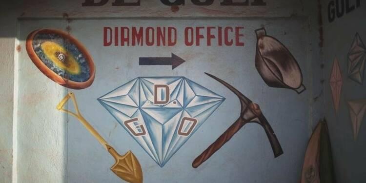 """Un Belgo-Américain arrêté pour trafic de """"diamants de sang"""""""