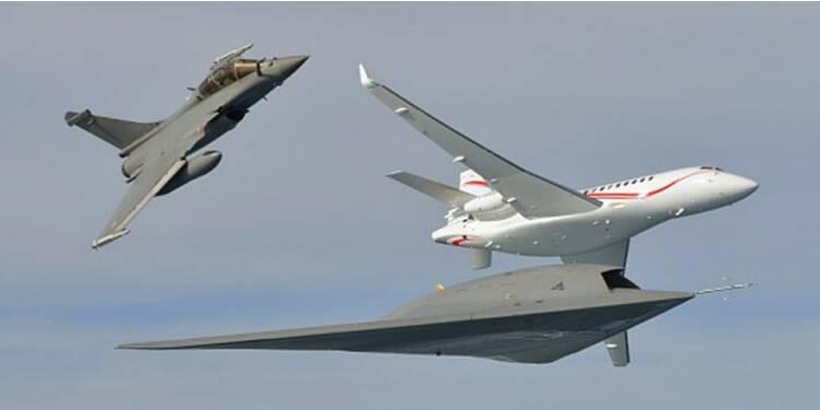 Les commandes de jets Falcon ont redémarré chez Dassault Aviation