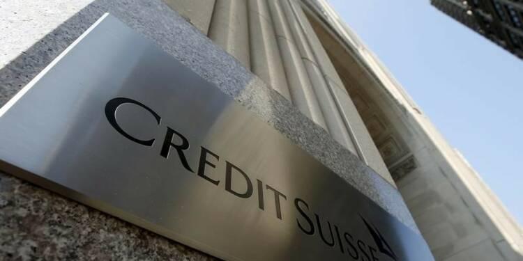 Credit Suisse inscrit une provision pour frais juridiques
