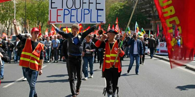 """Grèves et manifestations contre """"l'austérité"""""""