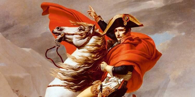 """Napoléon, le Français le plus """"bankable"""""""