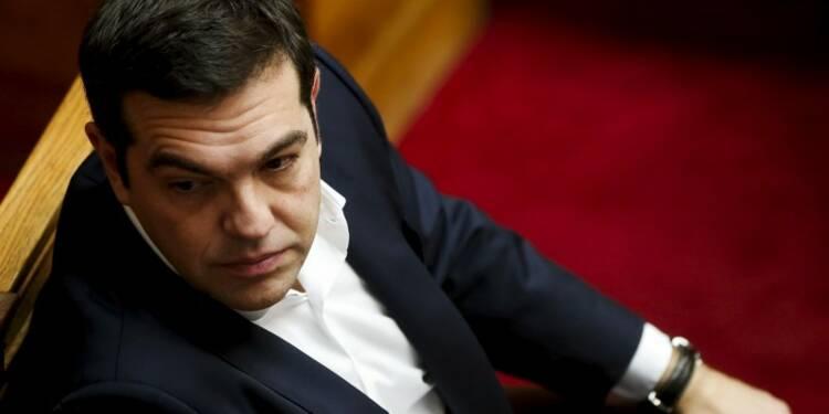 La Grèce doit revenir sur les marchés financiers, dit Tsipras