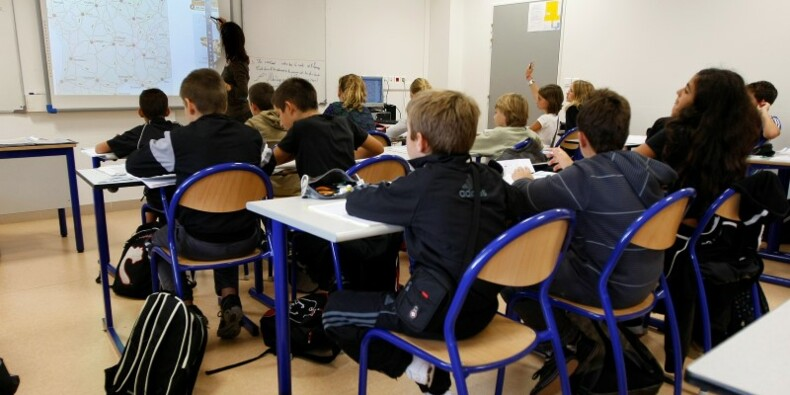 Un député UMP propose le port de l'uniforme à l'école