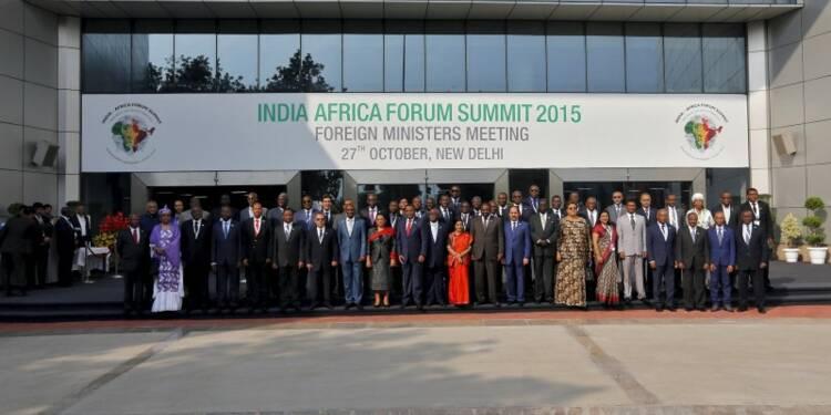 L'Inde veut plus de croissance et s'intéresse à l'Afrique