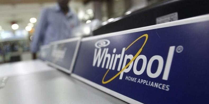 Whirlpool fait mieux que prévu au 3e trimestre