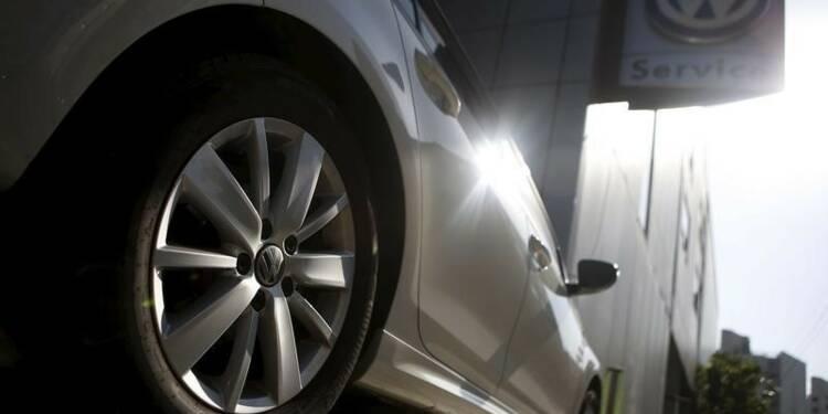 Premiers rappels de Volkswagen en janvier, bouclés fin 2016