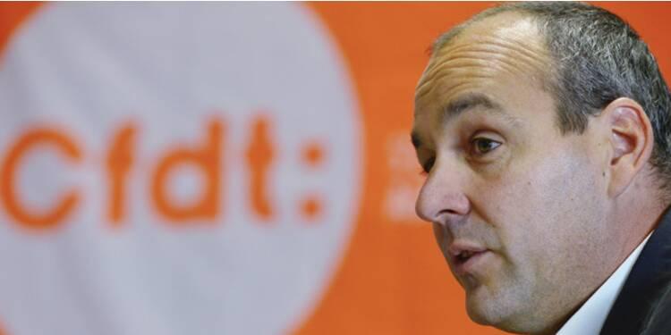 La CFDT veut un engagement du Medef cette semaine sur le pacte