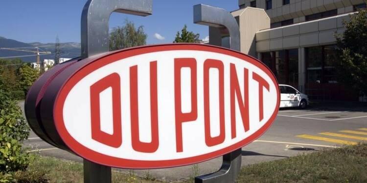 DuPont parle concentration dans l'agrochimie avec ses rivaux