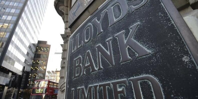 Lloyds passe 1,4 milliard de livres de provisions en plus