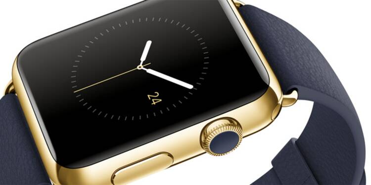 Apple Watch : départ canon en vue pour la montre connectée