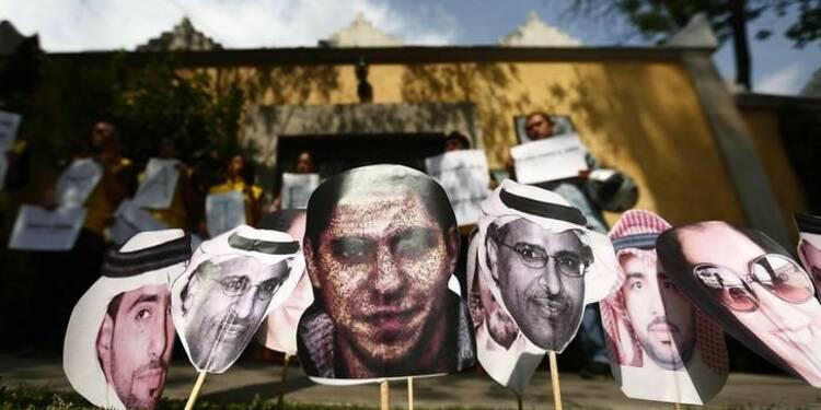Le prix Sakharov décerné au blogueur saoudien Raif Badaoui