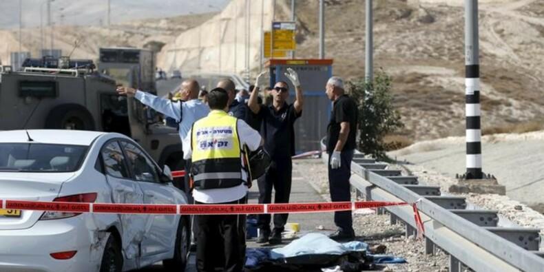 Une Israélienne et trois Palestiniens tués en Cisjordanie