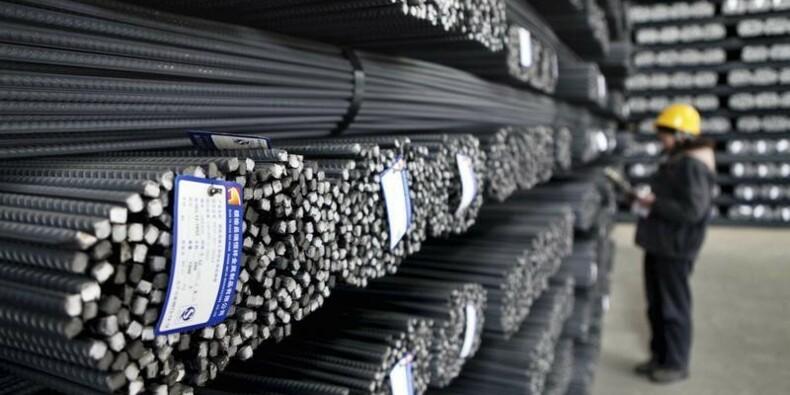La production industrielle chinoise rate le consensus