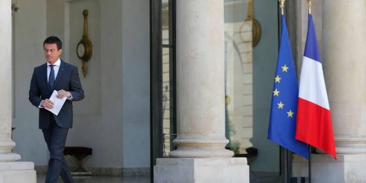 Manuel Valls veut pousser plus loin les réformes