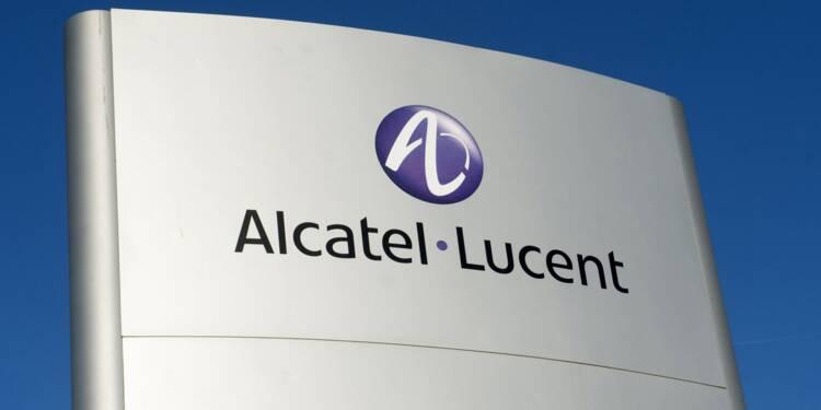 Alcatel-Lucent en tête du CAC 40, sur une rumeur de cession des services aux entreprises