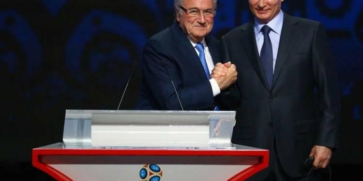 La FIFA pour la Coupe du monde 2018 en Russie