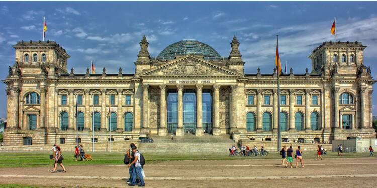 L'Allemagne cale et le scandale Volkswagen n'arrangera rien