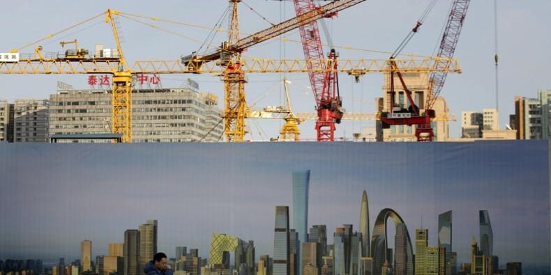 Le ralentissement de l'économie chinoise se confirme en mars