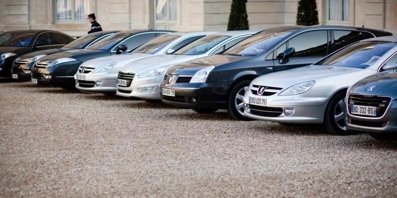Gaspillage public : les voitures de fonction dans l'administration sont encore légion