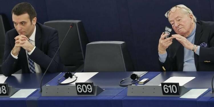 Jean-Marie Le Pen durcit ses attaques contre Florian Philippot