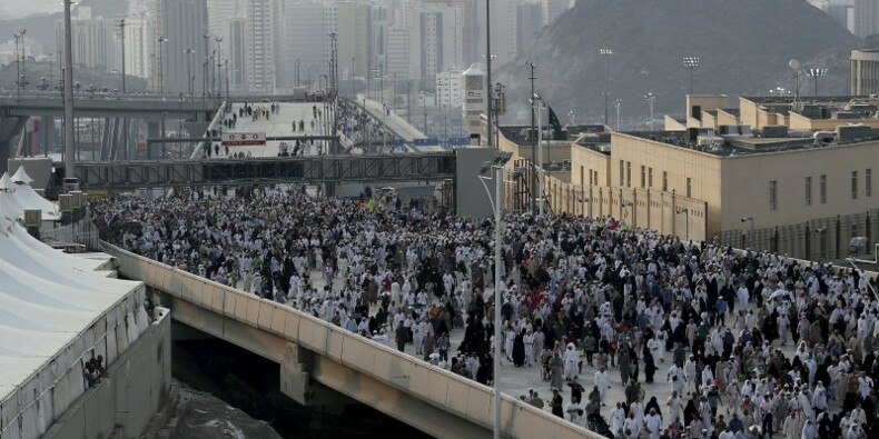 Le bilan de la bousculade près de La Mecque s'alourdit