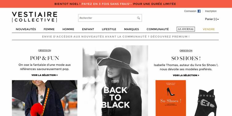 Vide-dressing vs Vestiaire Collective : lequel va devenir le leader du dépôt-vente en ligne ?