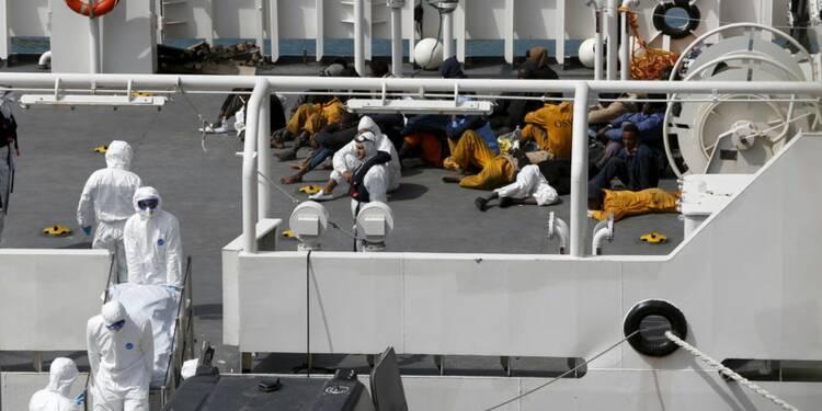 L'UE promet de redoubler d'efforts pour les migrants