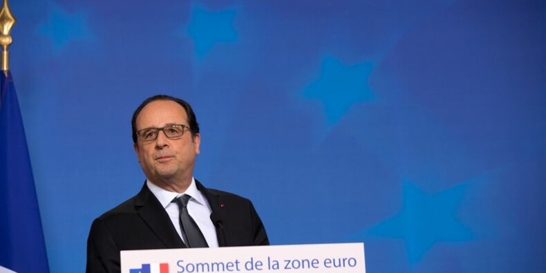 Hollande salue un accord avec la Grèce qui préserve la zone euro