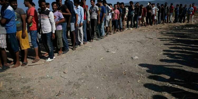 Crise des migrants: la Grèce réclame une stratégie européenne