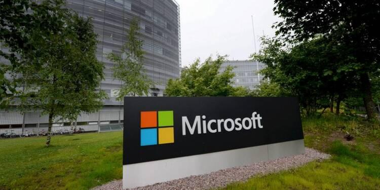 Microsoft affiche une perte trimestrielle de 3,2 milliards