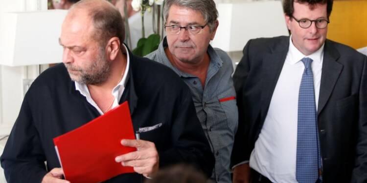 """Les pilotes français """"d'Air cocaïne"""" fuient Saint-Domingue"""