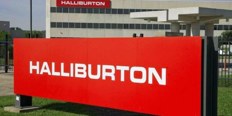 Halliburton s'attend à une période encore difficile