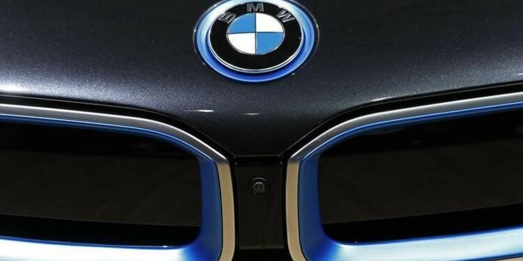 Les ventes de BMW ont augmenté de 4% en mai