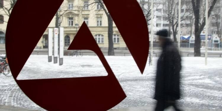 Le taux de chômage se maintient à 6,4% en Allemagne