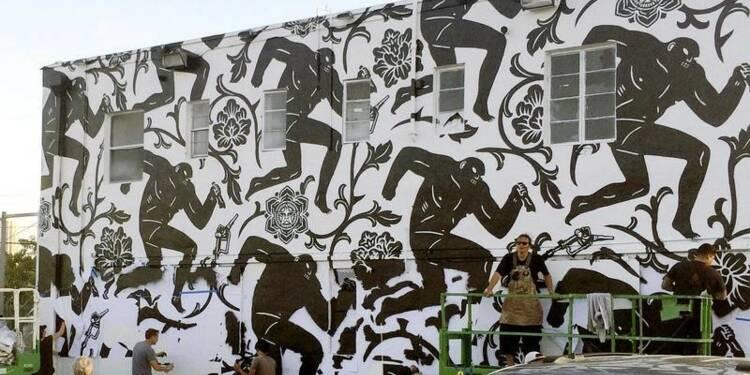 Le street artist Shepard Fairey recherché par la police de Detroit
