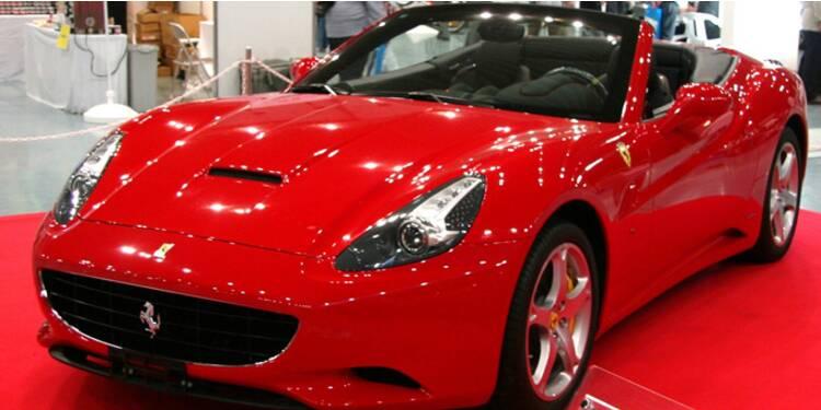 Ferrari s'apprête à faire ses premiers pas en Bourse