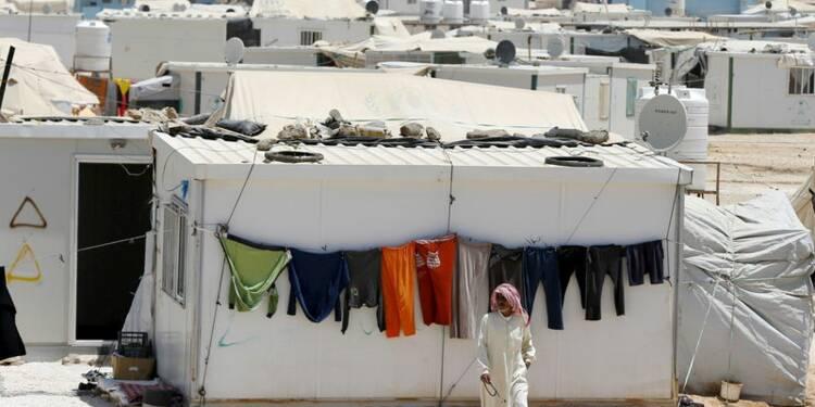 Les pays voisins de la Syrie abritent 4 millions de réfugiés