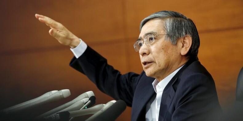 La Banque du Japon maintient son avis positif sur l'économie