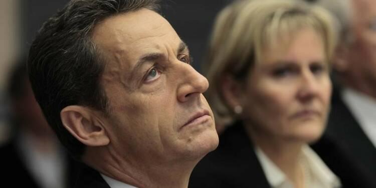 """Le """"cas"""" Morano embarrasse Nicolas Sarkozy"""