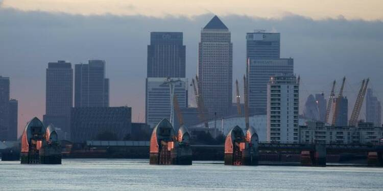 Londres reprend le titre honorifique de capitale de la finance